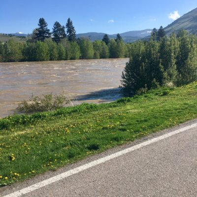 Monday Poem about the Clark Fork River