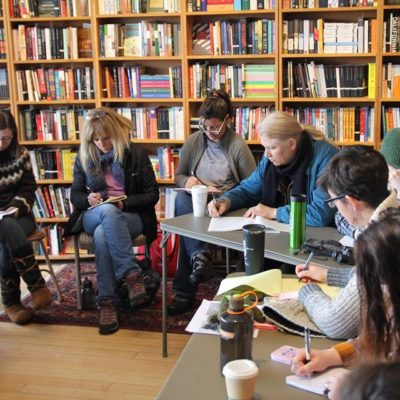 Spring Writers' Room March 7th: Register Now!