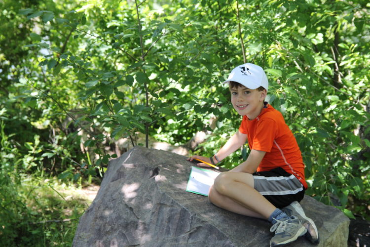 Have a writer who wants to get out of the house? Sign them up for Summer Camp!