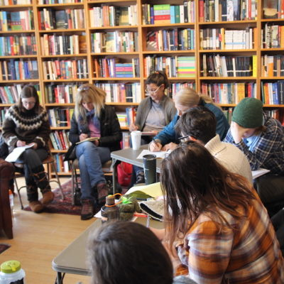 Find Your Fellow Writers! : Writers' Room Classes March 6